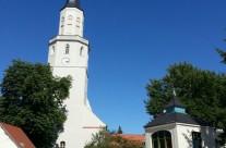 Kirche in Coswig